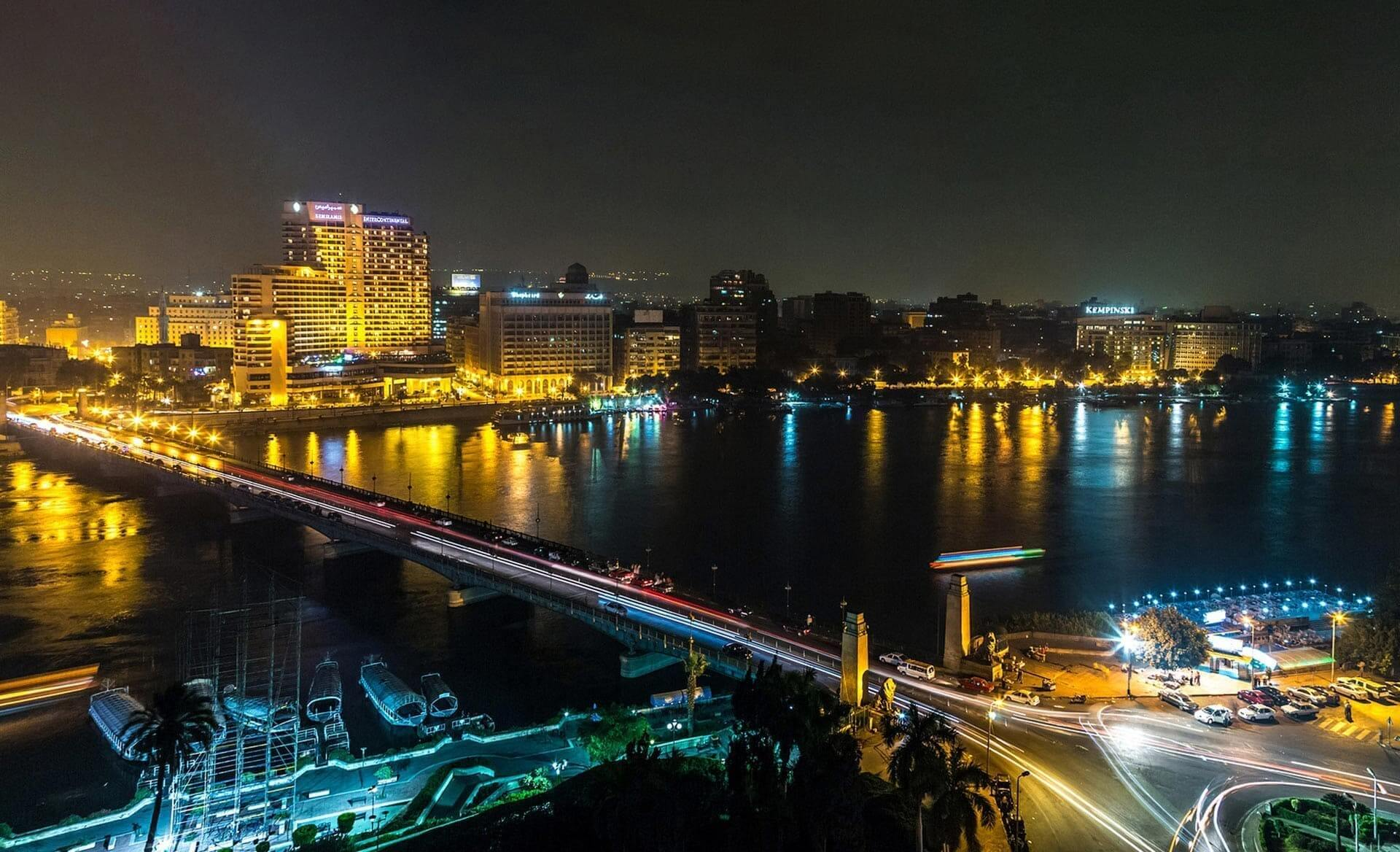 Cairo Night